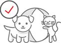 Ikon asuransi pet insurance simasinsurtech