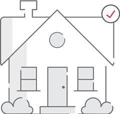 Ikon asuransi rumah simasinsurtech