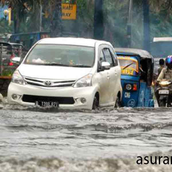 menyikapi siklus banjir 5 tahunan