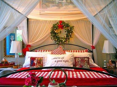 ide dekorasi cantik saat merayakan natal di rumah