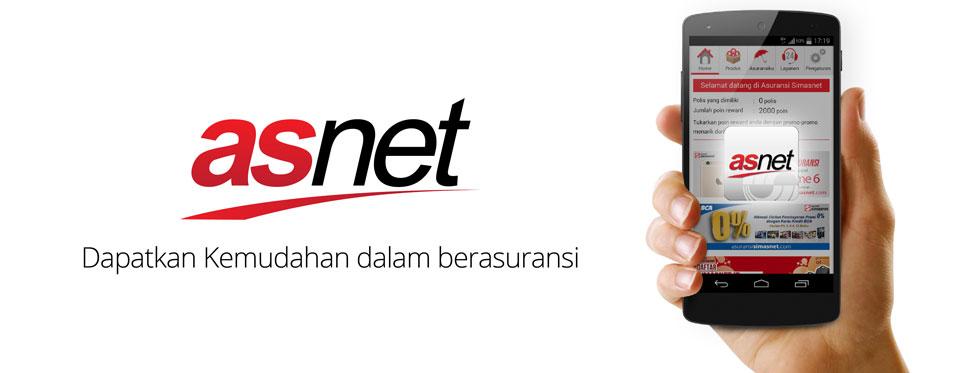 kemudahan dalam berasuransi dengan asnet