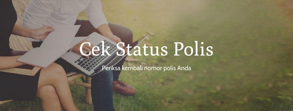 layanan cek status polis simasnet