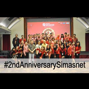 banner anniversary yang ke 2 asuransi Simasinsurtech