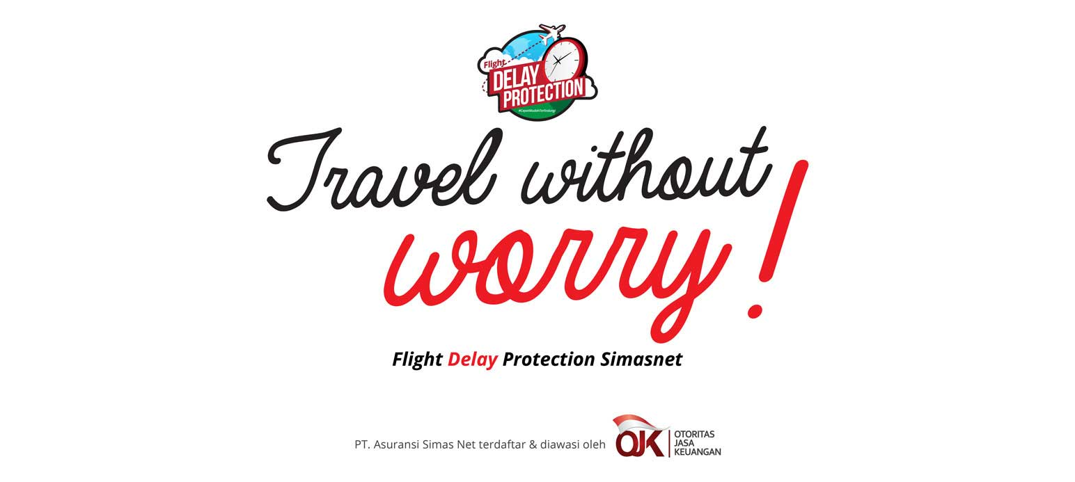 travel without worry flight delay protection simasnet