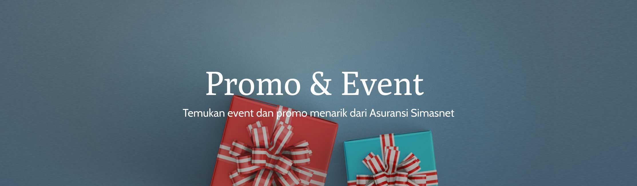 event dan promo menarik dari asuransi Simasinsurtech