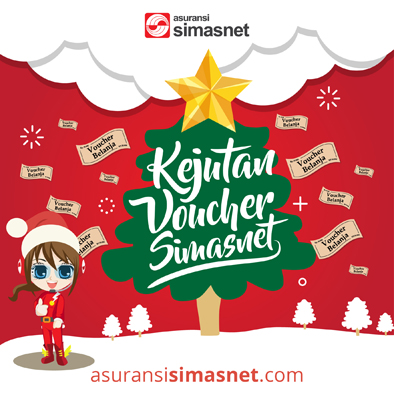 promo kejutan voucher natal Simasinsurtech