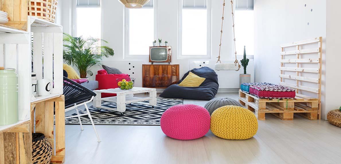 Bye Bye Sofa 5 Desain Ruang Tamu Lesehan Untuk Rumah Minimalis