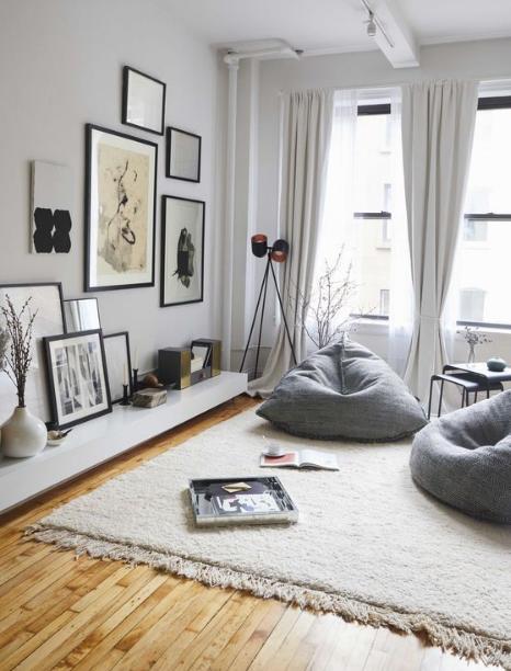 Bantal Besar Ruang Tamu | Desainrumahid.com