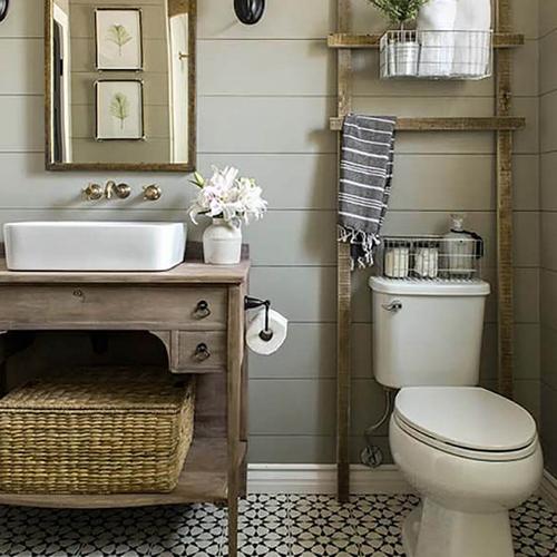 Trik agar kamar mandi terlihat lebih baik - Simas Insurtech