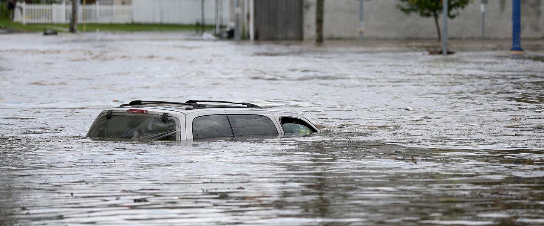 mobil listrik tidak boleh sampai terendam banjir