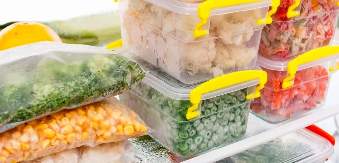 aman menyimpan makanan selama pandemi