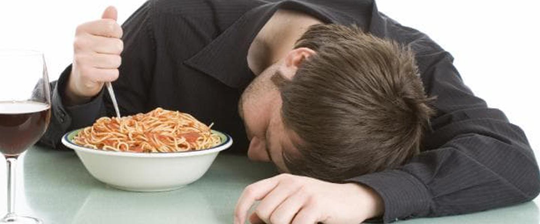 tidur setelah makan tidak baik