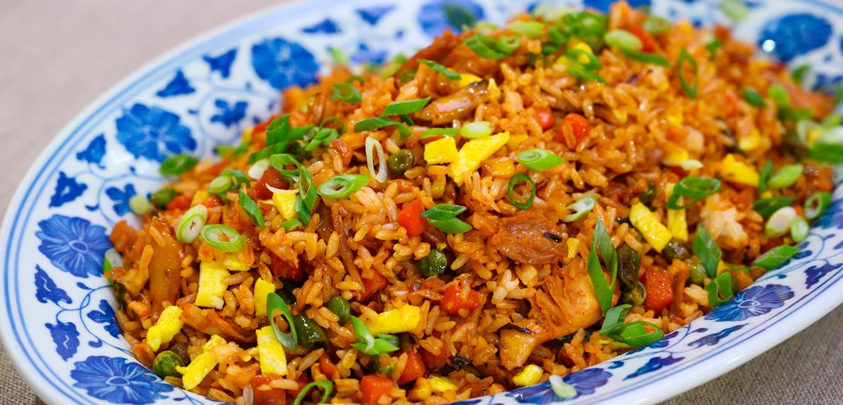 tips memasak nasi goreng