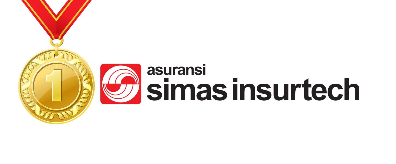 peringkat 1 infobank simas insurtech 2020