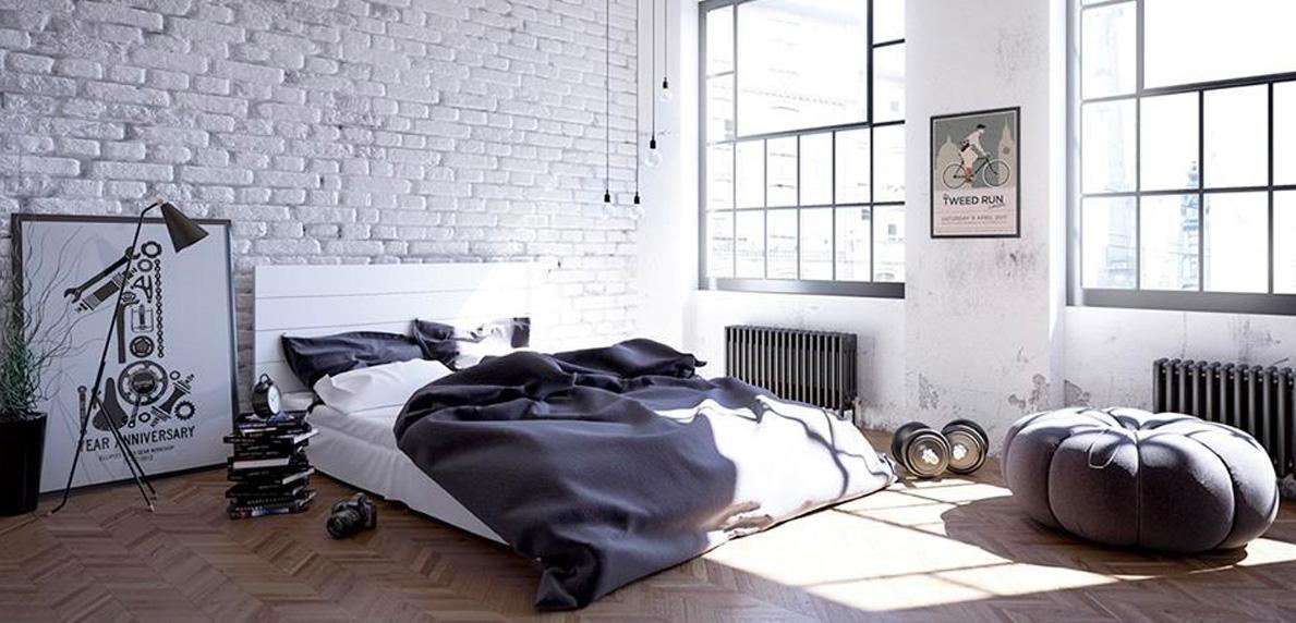 Inilah 4 Inspirasi Kamar Tidur Bergaya Skandinavia - Simas ...