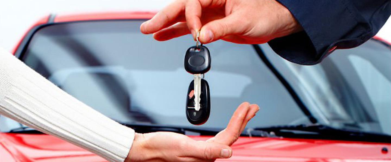 istilah saat beli mobil baru
